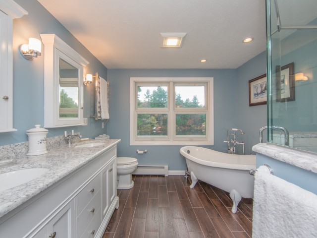 Bathroom Remodel, Bedford NH