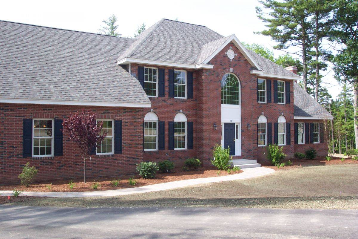 Custom homes in nh created and designed by build savvy for Custom home plans with cost to build