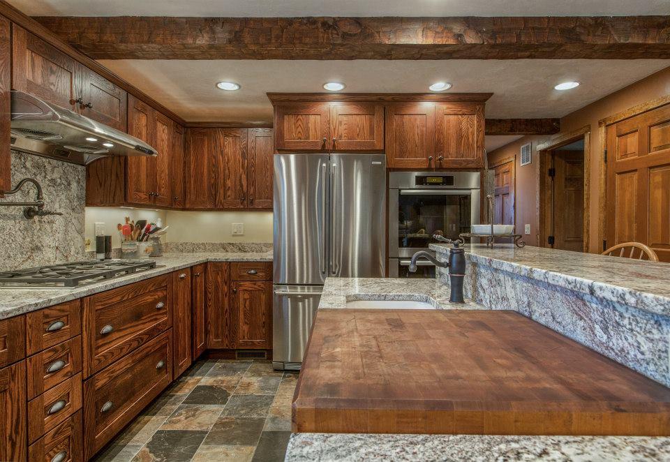 kitchen design, kitchen redesign & kitchen remodeling