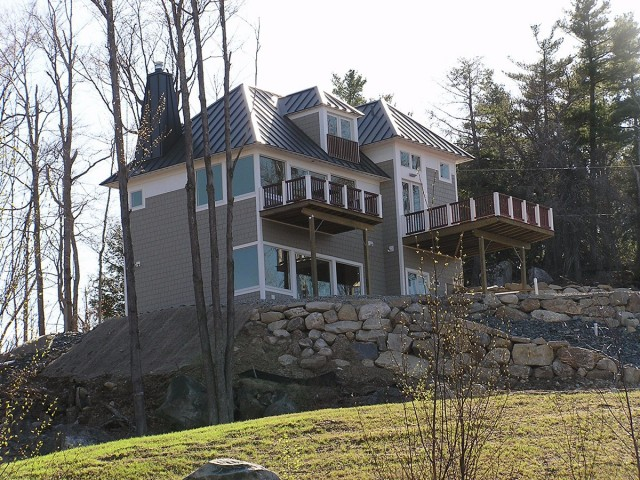 Custom Home on the Hill