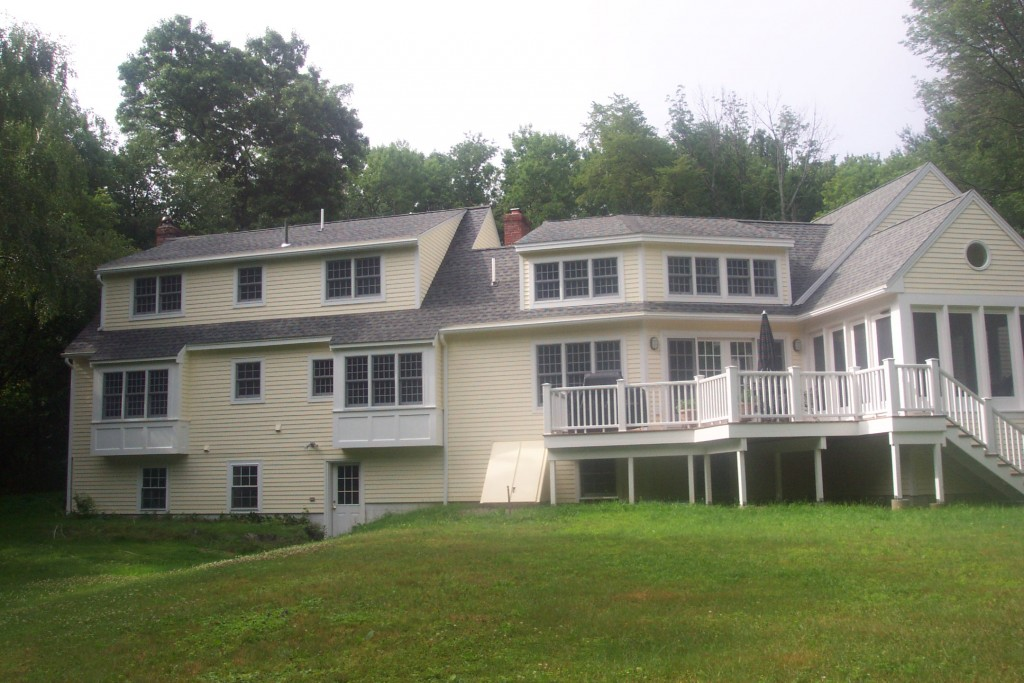 Large Porch Addition