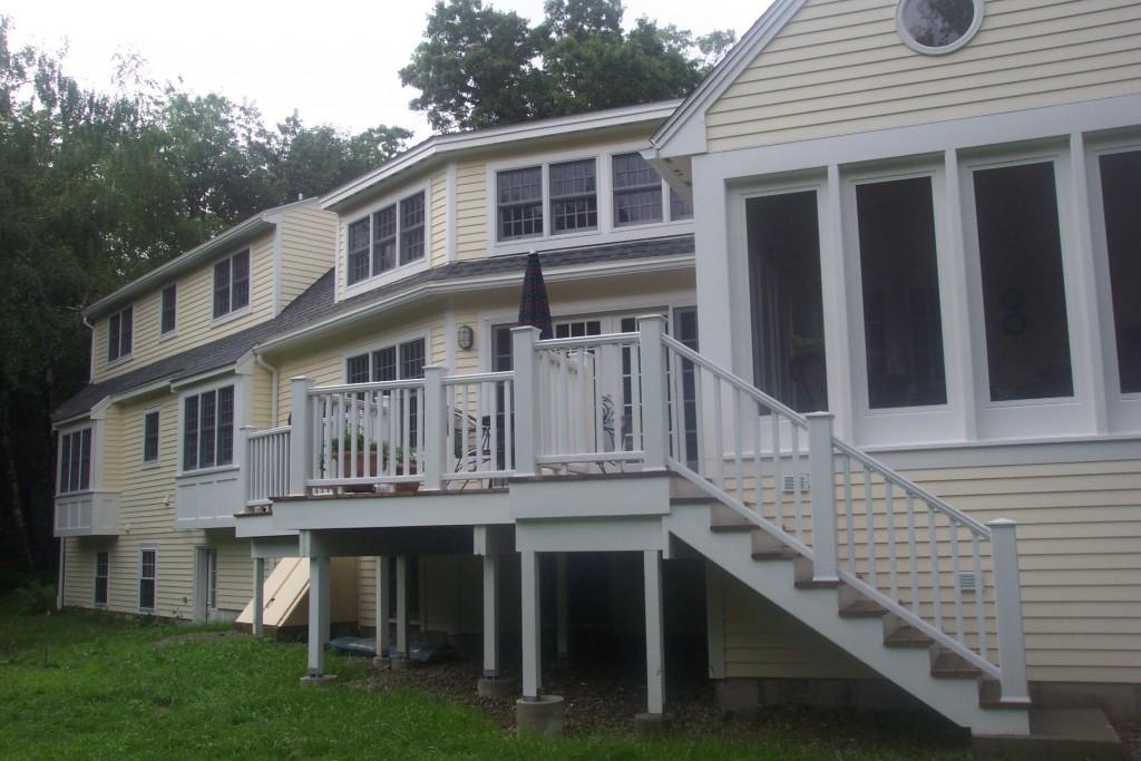 New Porch Addition