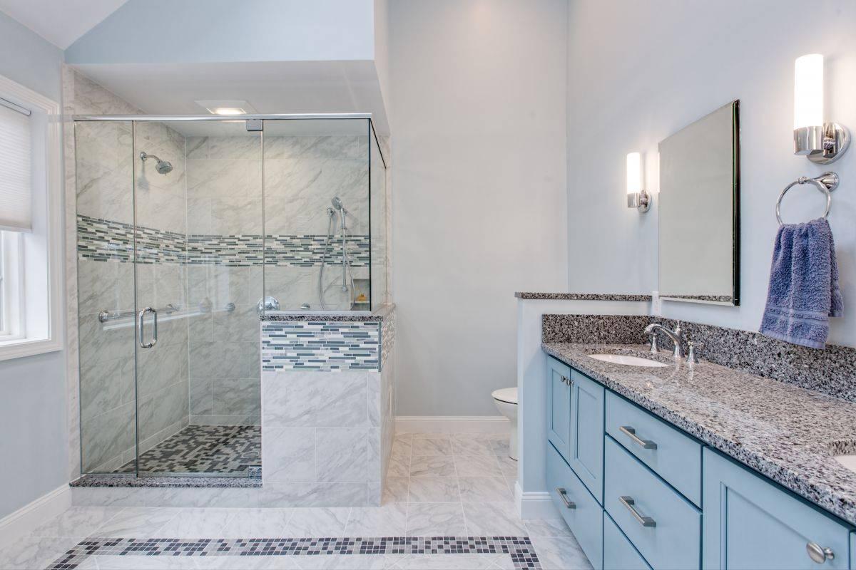 Auburn NH Bathroom Overview