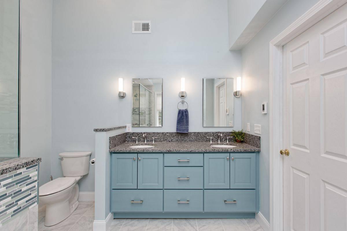 Auburn NH Bathroom Remodel