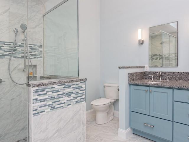 Bathroom Remodel, Auburn NH