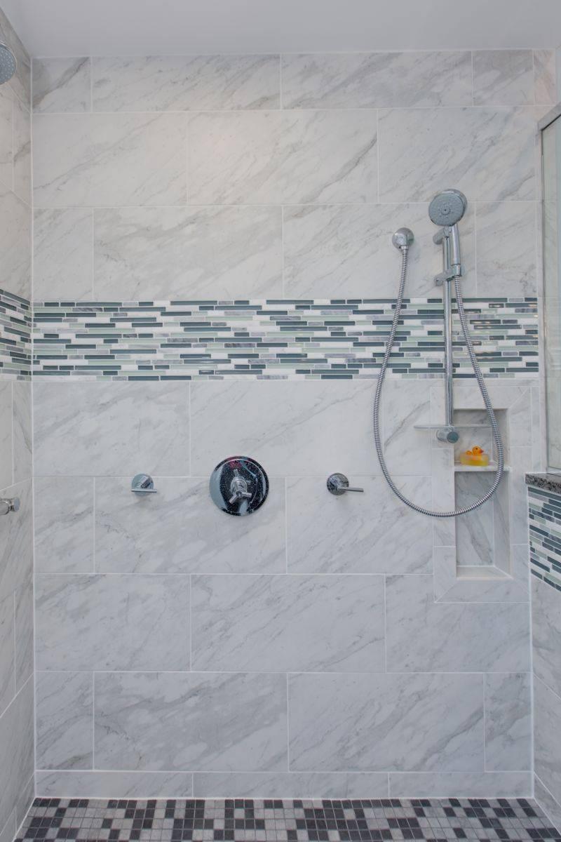 Auburn NH Shower Tile Detail
