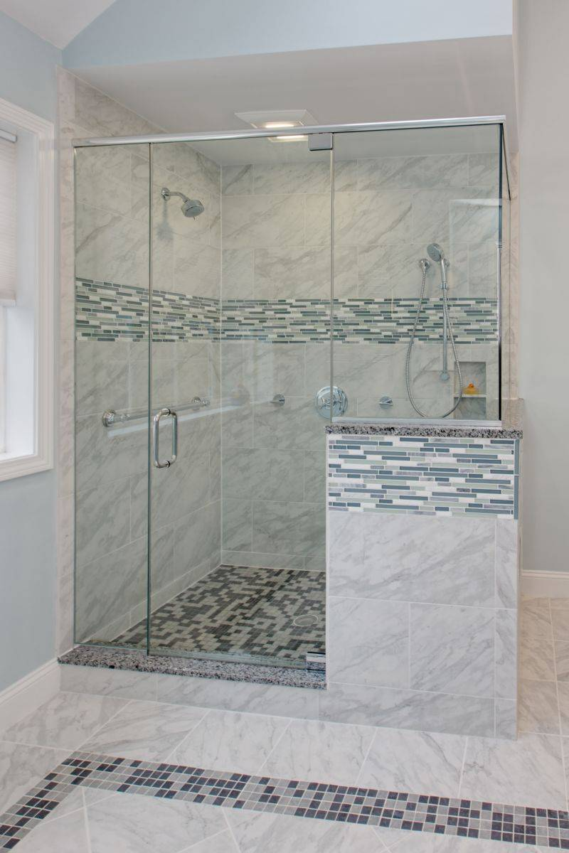 Auburn NH Shower Remodel