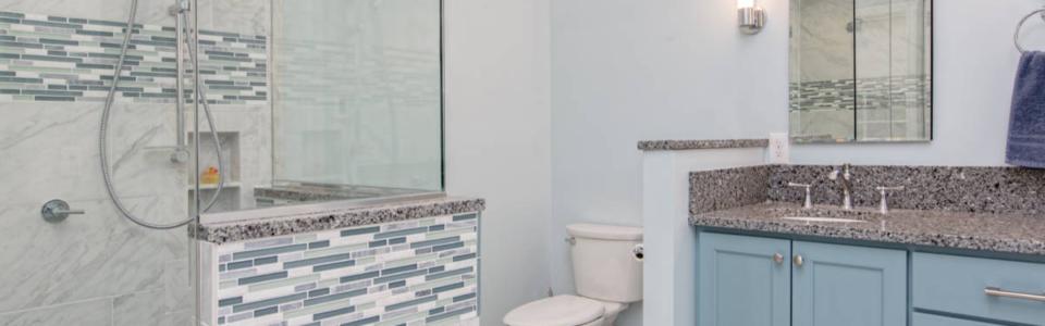 Complete Bathroom Remodel Redesign Auburn Nh