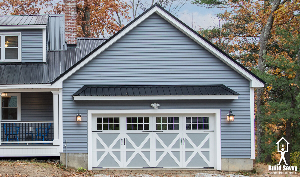 Custom Garage in Nashua, NH