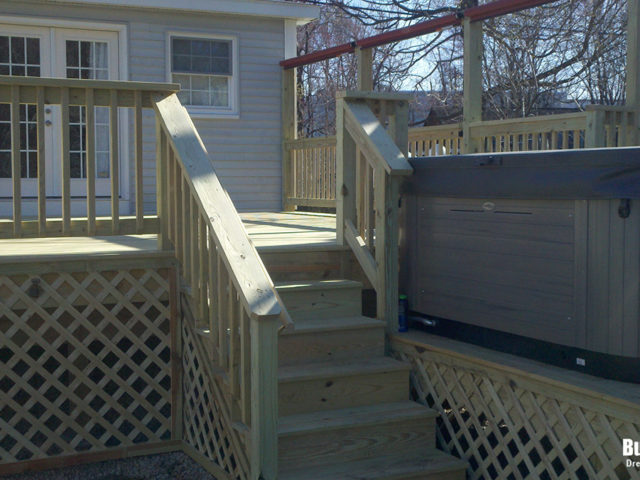 Padfield Deck